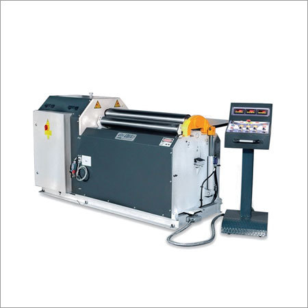 4R H 4 Roll Plate Bending Machine