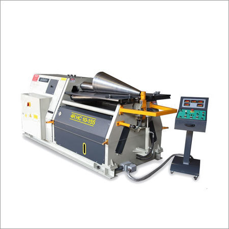 4 Rolls Hydraulic Conical Plate Bending Machines