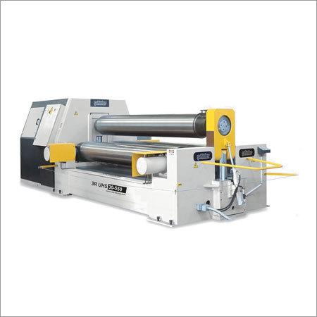3 Rolls Hydraulic Plate Bending Machines