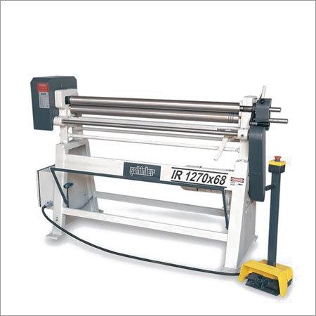 IR 3 Rolls Plate Bending Machine