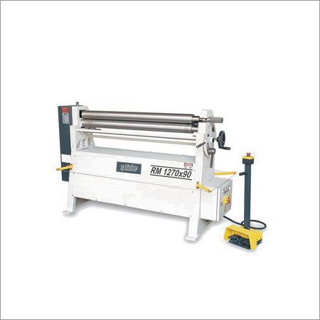 RM 3 Rolls Plate Bending Machine