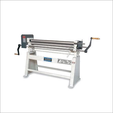R 3 Rolls Plate Bending Machine