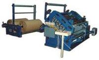 Single Face Paper Corrugation Machine