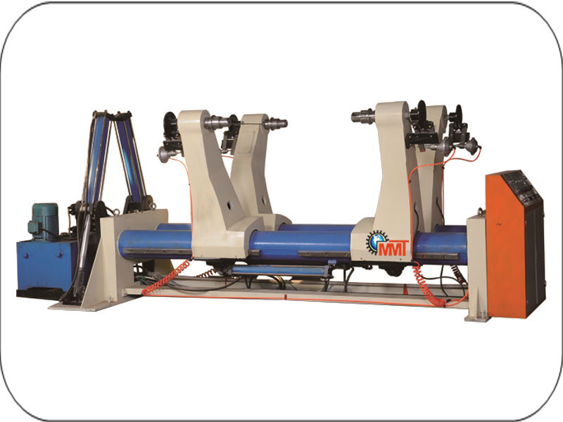 Shaftless Mill Reel Stand