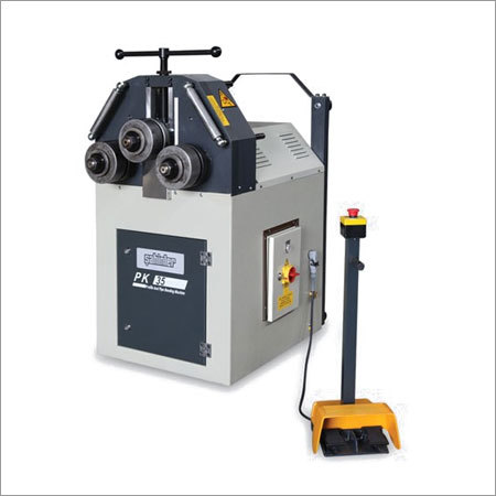 Section and Pipe Bending Machine