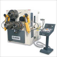Profile And Section Bending Machine