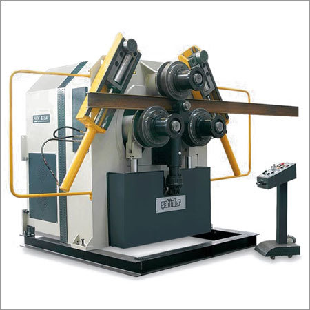 Hydraulic Profile And Section Bending Machines