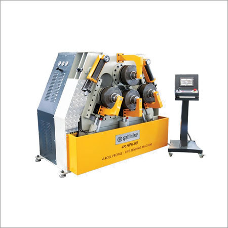 4R HPK 90 Profile And Section Bending Machine