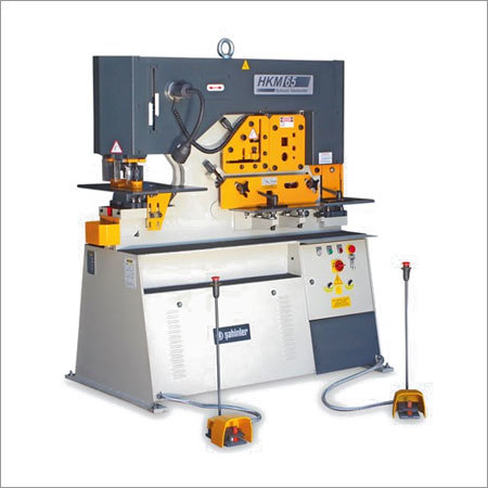 HKM 55-65 Hydraulic Steelworker