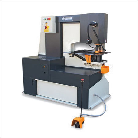 HPM 65-85-115-175 Hydraulic Punching Machine