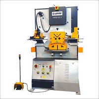 Hydraulic Steelworker - With Vertical Single Piston