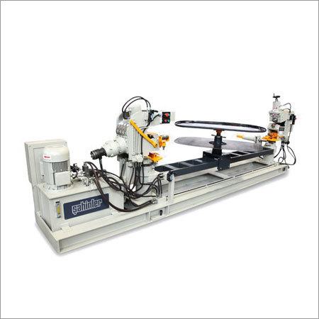 Circular / Elliptical Cutting Machines