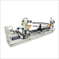 Elliptical Cutting Flanging Machine