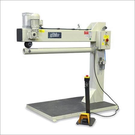 Pneumatic and Manual Lock Seamer Machine