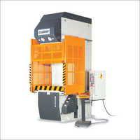 Hydraulic C-Frame Deep Drawing Cushion Presses, Fast Version and PLC