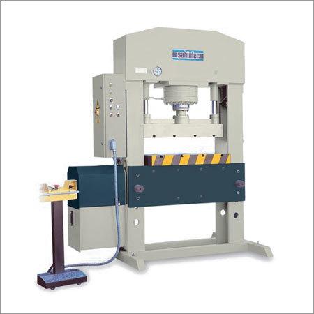 Universal T Slot Hydraulic Presses