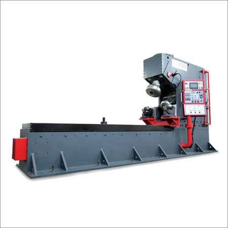 FM 12-16-20-25 Flanging Machines with Hole on Center