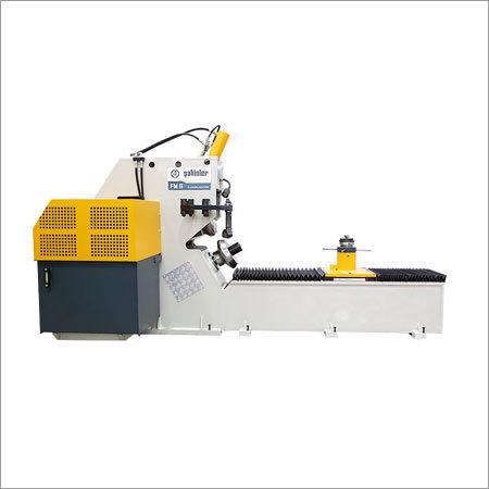Hydraulic Flanging Machine