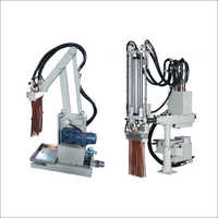 C Type Automatic Sprayer Machine