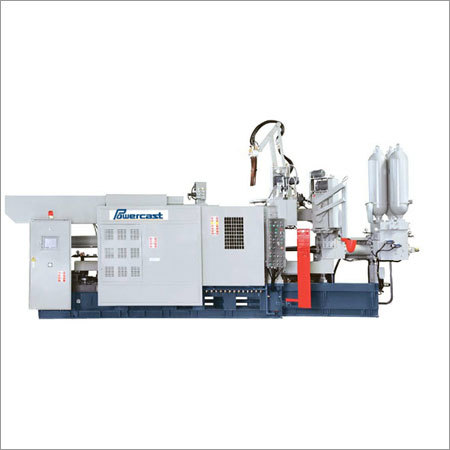 PC-650 CF Advanced Type Die Casting Machine