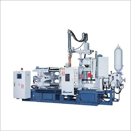 PC-150 CE Die Casting Machine