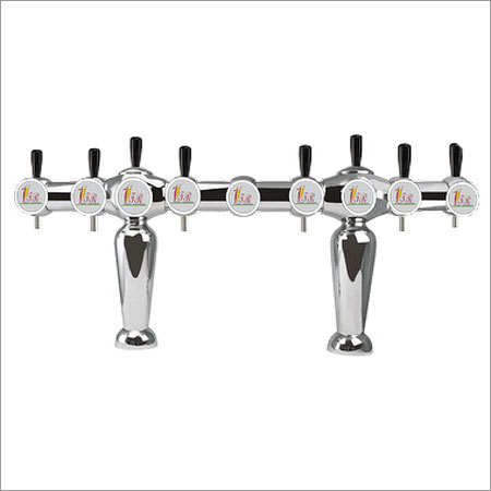 8 Ways Robot Type Beer Draft Tower