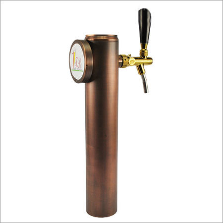 1 Faucet Aquarius Copper Beer Tower