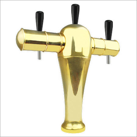 3 Faucet Boeing Type Beer Font