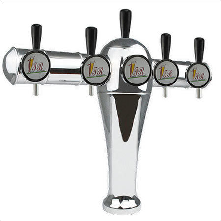 5 Faucet Boeing Type Beer Font