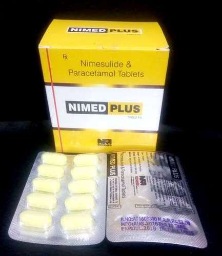 Nimed-Plus Tablets