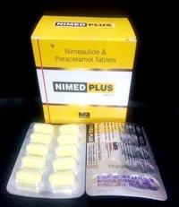 Nimesulide 100mg. + Paracetamol 325mg Tablets