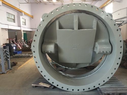 2000mm Isi Marked Butterfly Valves