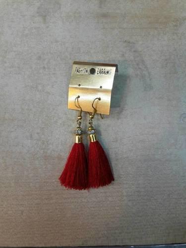 Cascading Tassel Earrings