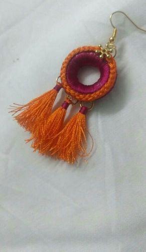 Moroccan Tassel Earrings
