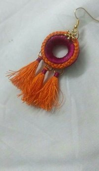 Moroccan Tassel Earrings