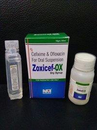 Zoxicef-OX Dry Syp