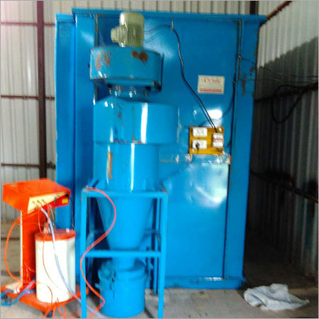 owder coating plant