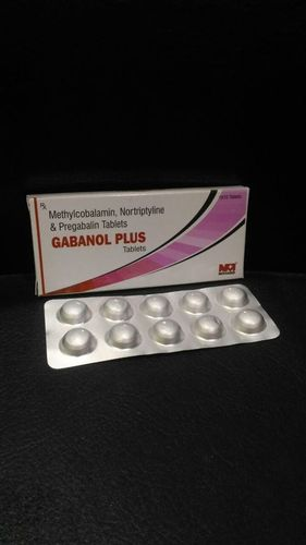 Gabanol-Plus Tablets