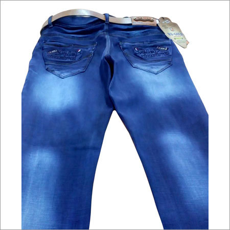 Men's Cloud Wash jeans