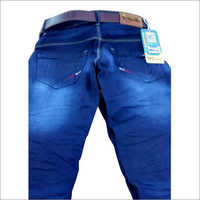 Men's Chinese Wash Jeans