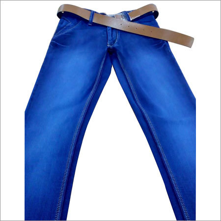 Men's China Wash Jeans