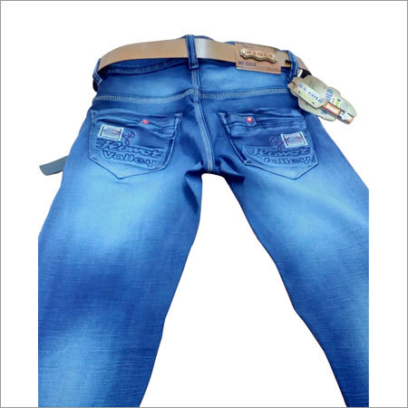 Men's Dhal Fancy Wash Jeans