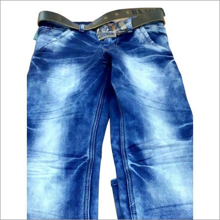 Men's China Danzing Wash Jeans