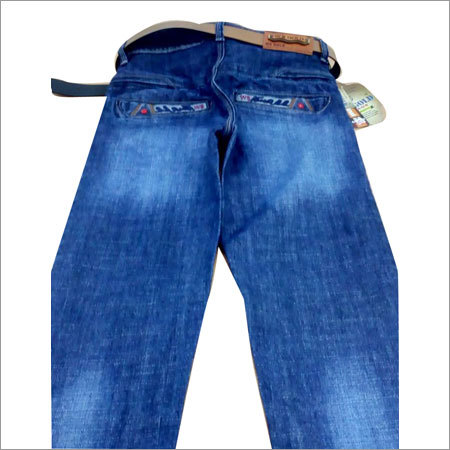 Men's Monkey Wash Jeans