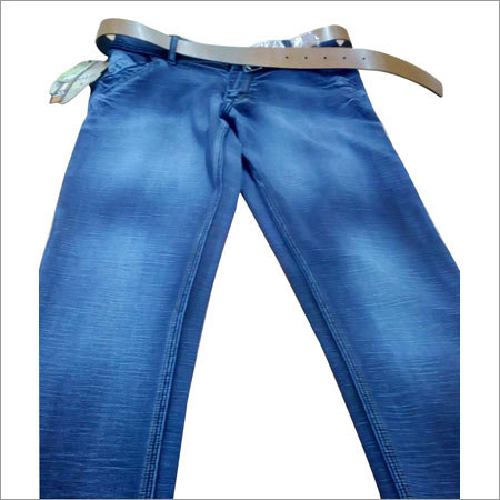 Men's China Washes Jeans
