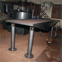 Paver Vibrating Table