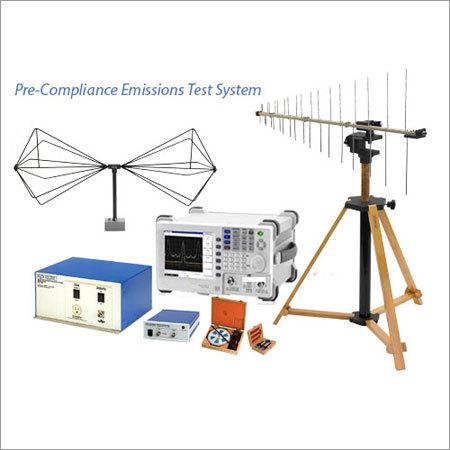 EMC Pre-Compliance Test System