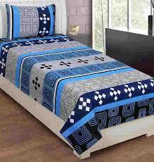 Single Cotton Bed Sheet
