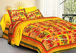 Kantha Bed Sheet