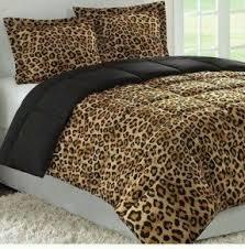 Animal Print Bed Sheet